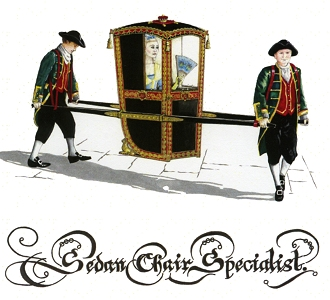 The Sedan Chair Specialist